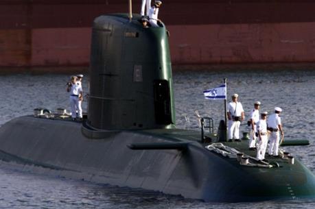 Israel có kế hoạch mua thêm 3 tàu ngầm mới của Đức