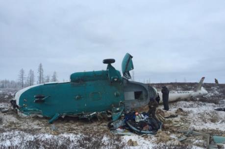 Nga điều tra vụ rơi máy bay Mi-8