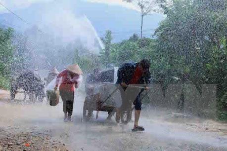 Dự báo thời tiết: Khu vực Tây Nguyên, Nam Bộ mưa to, đề phòng tố lốc và gió giật mạnh