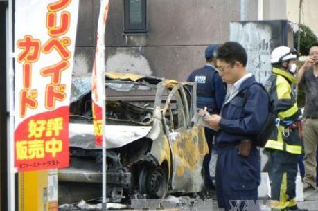 Nhật Bản: Vụ nổ ở Utsunomiya là do đánh bom liều chết