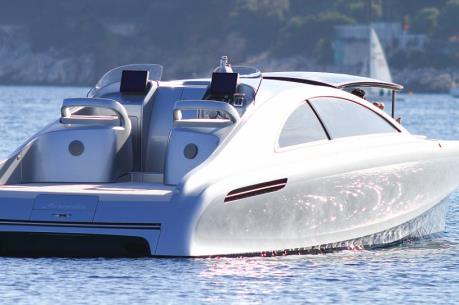 Mercedes sắp tung ra du thuyền cao cấp trị giá 1,7 triệu USD