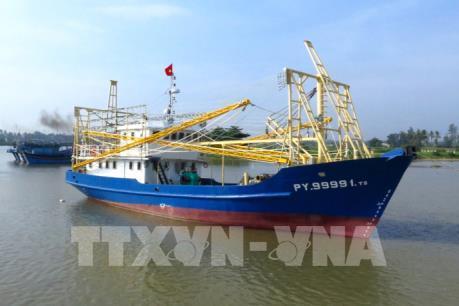 Quảng Nam đưa vào khai thác tàu đánh cá vỏ thép thứ 30