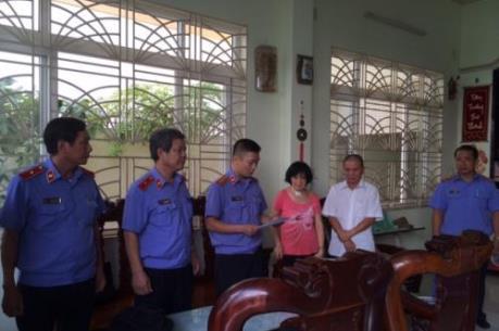Cần Thơ: Bắt tạm giam nguyên Chi cục trưởng Chi cục Thi hành án dân sự