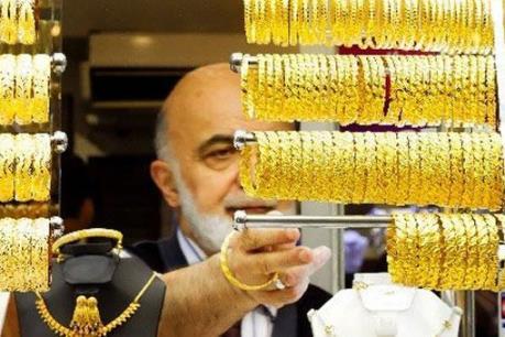 Giá vàng hôm nay 27/10 đồng loạt giảm
