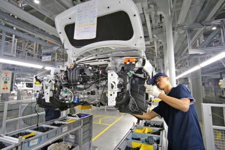 Lợi nhuận quý III/2016 của Hyundai thấp nhất trong bảy năm