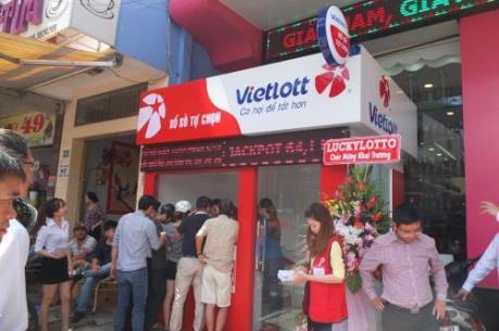 Vietlott thu gần 10.700 tỷ đồng qua 3 năm hoạt động