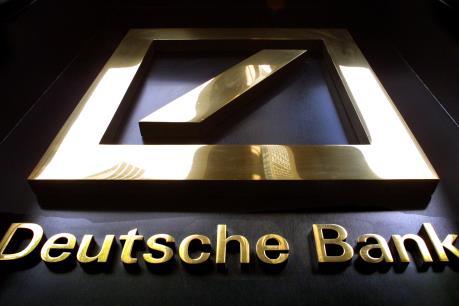 Deutsche Bank thu 279 triệu USD lợi nhuận trong quý III