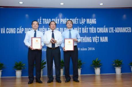 VNPT chính thức nhận giấy phép triển khai dịch vụ 4G