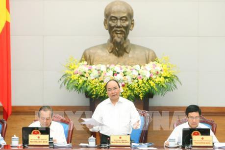 Thủ tướng Chính phủ: Đẩy mạnh tăng trưởng để hoàn thành mục tiêu năm 2016