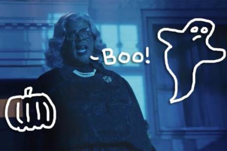 "Top 10 phim ăn khách: ""Boo! A Madea Halloween"" dẫn đầu mùa Halloween ảm đạm"