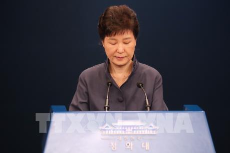 Tổng thống Hàn Quốc cải tổ nội các