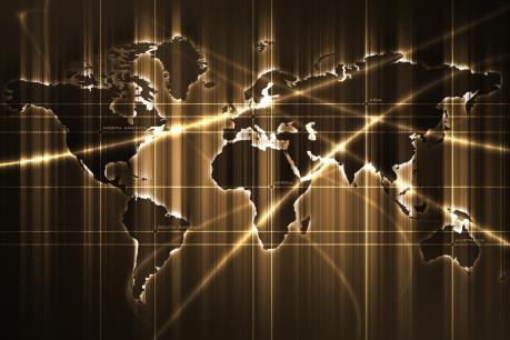 """""""Bức tranh"""" ảm đạm của thương mại toàn cầu"""