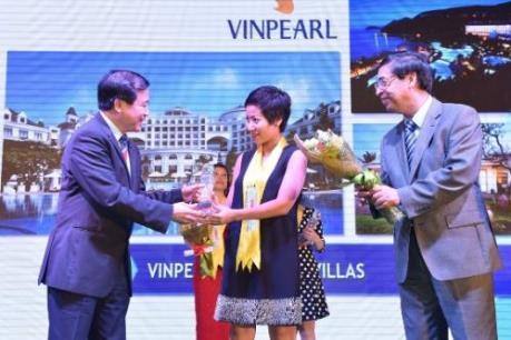 Vinpearl đạt Top 10 danh giá The Guide Awards 2016