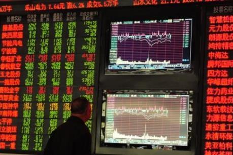 Thị trường chứng khoán Thượng Hải chiều 3/11 đi lên