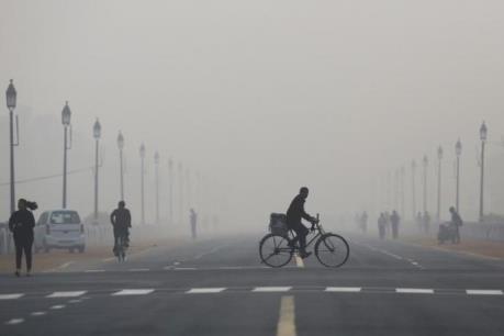Ấn Độ: Ô nhiễm khiến các trường học tại thủ đô phải đóng cửa 3 ngày