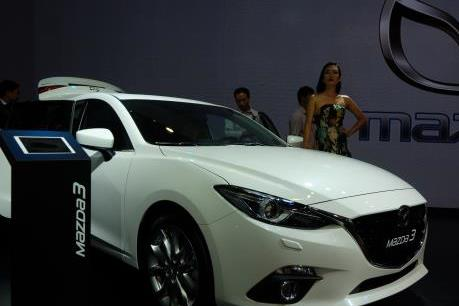 Thaco: Doanh số bán xe Mazda tăng mạnh trong năm 2016