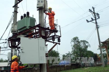 Cấp điện trở lại cho toàn bộ 4 tỉnh là Hà Tĩnh, Quảng Bình, Quảng Trị và Quảng Nam
