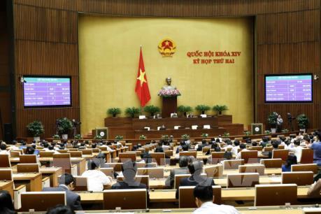 Thông cáo số 14 kỳ họp thứ 2, Quốc hội khóa XIV