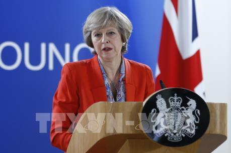 Vấn đề Brexit: Thủ tướng Anh quyết định công bố kế hoạch đàm phán trước quốc hội