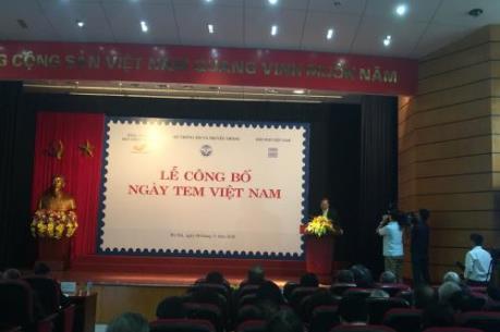 Ngày 27/8 được chọn là ngày Tem Việt Nam