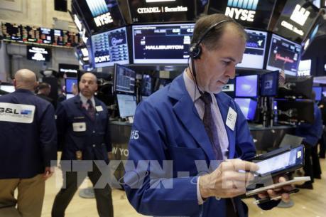 Thị trường chứng khoán Âu - Mỹ sa sút