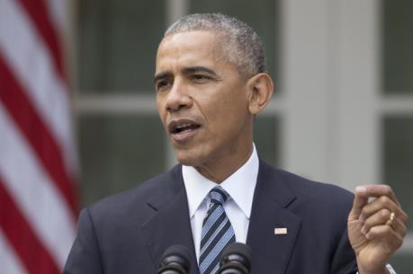Bầu cử Mỹ 2016: Tổng thống Obama chúc mừng Donald Trump