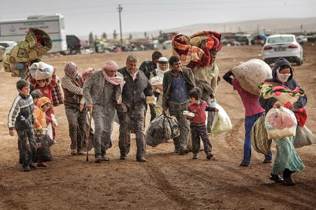 Thổ Nhĩ Kỳ đe dọa sẽ để người tị nạn tràn vào châu Âu