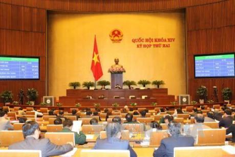 Quốc hội thông qua Nghị quyết về kế hoạch đầu tư công trung hạn