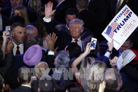 Bầu cử Mỹ 2016 gần phá kỷ lục về số người xem truyền hình