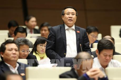Kỳ họp thứ 2, Quốc hội khóa XIV: Bảo đảm quản lý chặt chẽ tài sản công