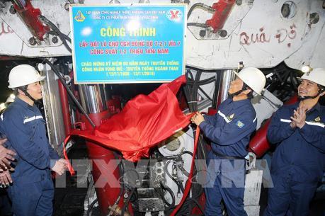 Khánh thành công trình lắp đặt thiết bị khai thác lò chợ lớn nhất Việt Nam