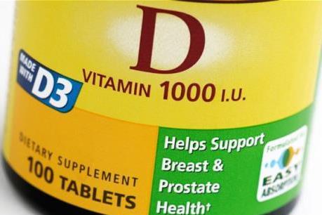 Vitamin D giúp tăng khả năng khỏi bệnh ung thư vú