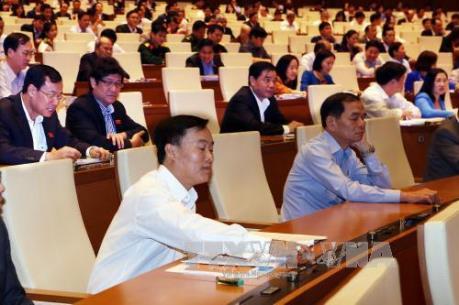 Kỳ họp thứ 2, Quốc hội khóa XIV: Thông qua dự toán ngân sách nhà nước năm 2017