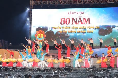 Kỷ niệm 80 năm truyền thống công nhân Mỏ - Truyền thống ngành Than