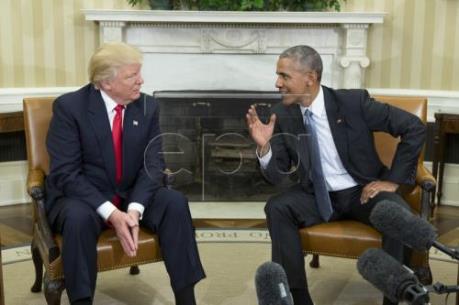 Tổng thống đắc cử Mỹ D.Trump để ngỏ khả năng giữ lại một số điều trong Obamacare