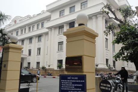 Tổ công tác của Thủ tướng Chính phủ kiểm tra tại Bộ Công Thương