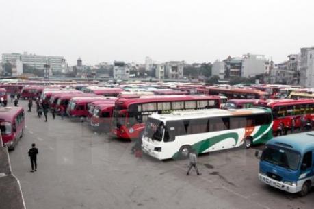 Tp. Hồ Chí Minh công bố điểm đón trả khách cho tuyến cố định