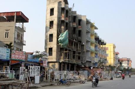 Hà Nội kiên quyết thu hồi diện tích xây dựng không đủ điều kiện và ngoài chỉ giới