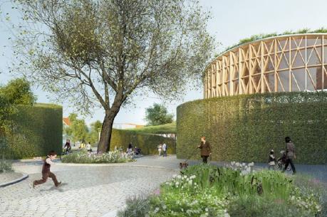 Đan Mạch sẽ có thêm một Bảo tàng nhà văn Andersen