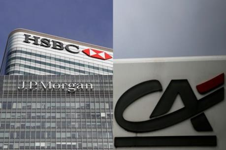 EU sẽ công bố án phạt HSBC, JPMorgan và Credit Agricole vào cuối năm nay