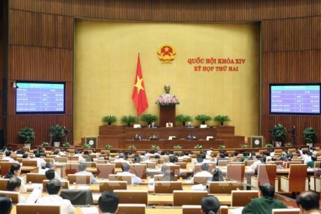 Kỳ họp thứ 2, Quốc hội khóa XIV: Thông qua Luật đấu giá tài sản