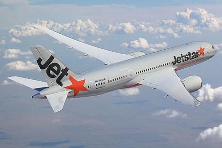 Jetstar ra mắt tuyến bay thẳng Tp.Hồ Chí Minh - Hồng Kông