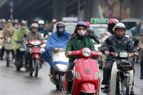 Dự báo thời tiết 19/11: Bắc Bộ chuẩn bị đón không khí lạnh