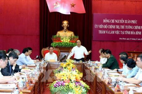 Thủ tướng: Nông nghiệp hữu cơ là hướng phát triển quan trọng của Hòa Bình