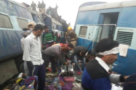 Tai nạn tàu hỏa tại miền Bắc Ấn Độ, ít nhất 60 người thiệt mạng