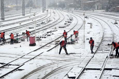 Trung Quốc vận hành hơn 3.200 km đường sắt mới trong năm 2016