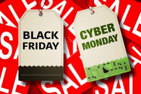 Cyber Monday khác gì với Black Friday?