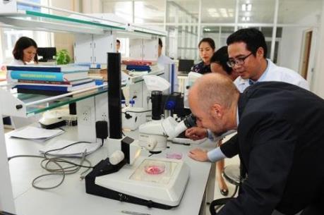 Đưa vào sử dụng Trung tâm phân tích Thí nghiệm Dầu khí Việt Nam