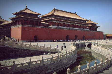 Trung Quốc: Đại tu bổ các bức tường trong Tử Cấm Thành ở Bắc Kinh
