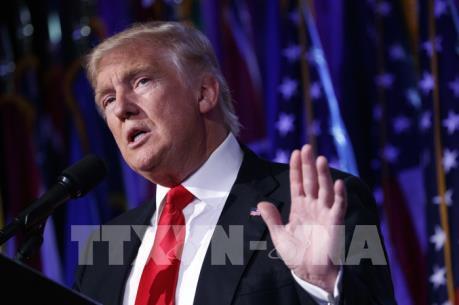 Tổng thống đắc cử Mỹ D. Trump có thay đổi chính sách với châu Á?